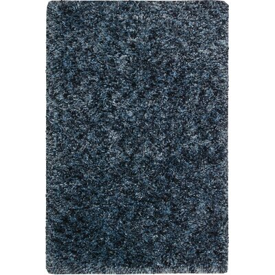 Tran Denim Area Rug Rug Size: 36 x 56