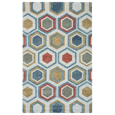 Thibaud Hand-Tufted Area Rug Rug Size: 8' x 10'