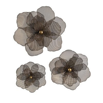 3-Piece Astaire Wall Decor Set