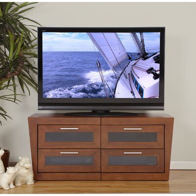 Ijaki Expandable TV Stand Finish: Walnut