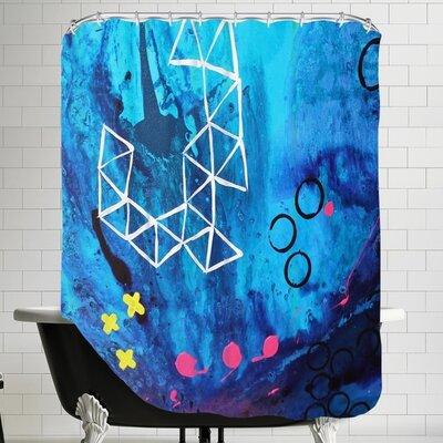 Deb McNaughton XO Shower Curtain