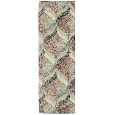 Louane Hand-Tufted Area Rug Rug Size: Runner 26 x 8