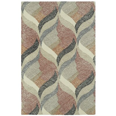 Louane Hand-Tufted Area Rug Rug Size: Rectangle 36 x 56