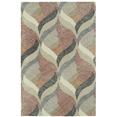 Louane Hand-Tufted Area Rug Rug Size: 5 x 9