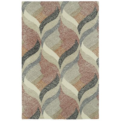 Louane Hand-Tufted Area Rug Rug Size: Rectangle 9 x 12
