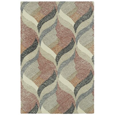 Louane Hand-Tufted Area Rug Rug Size: Rectangle 8 x 10