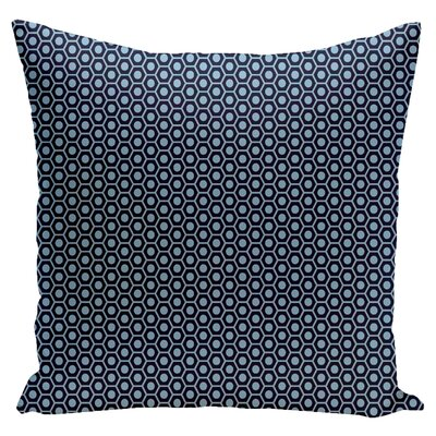 Carignan Throw Pillow Size: 20 H x 20 W, Color: Spring Navy Carolina