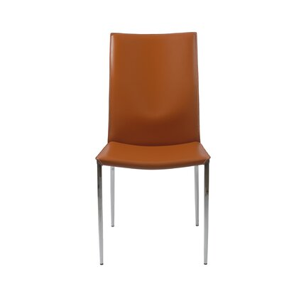Deloach Chair Upholstery: Cognac