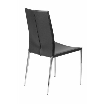 Deloach Chair Upholstery: Black