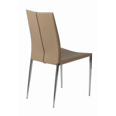 Deloach Chair Upholstery: Tan
