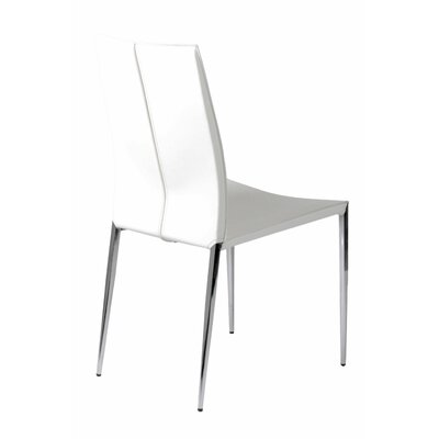 Deloach Chair Upholstery: Off White