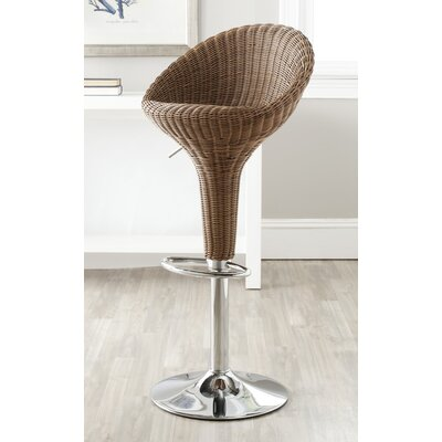 Wilborn Adjustable Height Swivel Bar Stool