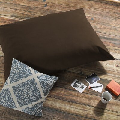 Bean Bag Chair Upholstery: Brown