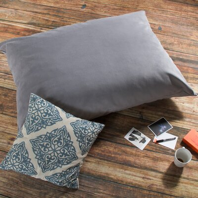 Bean Bag Chair Upholstery: Gray