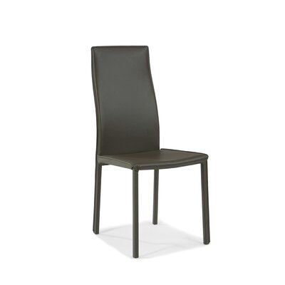 Bowes Parsons Chair Upholstery: Dark Charcoal