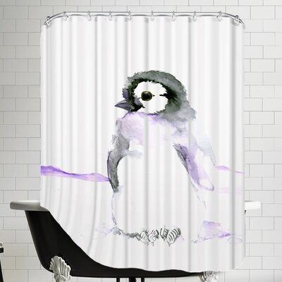 Suren Nersisyan Magdaleno Shower Curtain