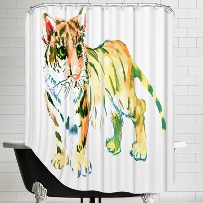 Suren Nersisyan Silverman Shower Curtain