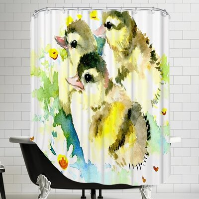 Suren Nersisyan Hartzell Shower Curtain