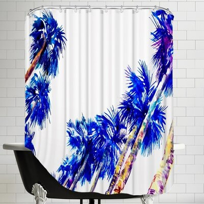 Suren Nersisyan Leeper Palms Shower Curtain
