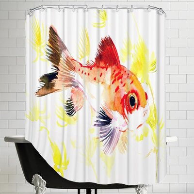 Suren Nersisyan Hawks Nursery Shower Curtain