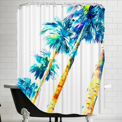 Suren Nersisyan Flythe Hawaii Shower Curtain