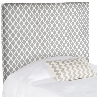 Collum Upholstered Panel Headboard Size: Twin