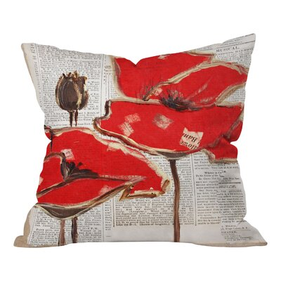 Brayden Studio Shumake Perfection Indoor/Outdoor Throw Pillow
