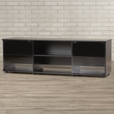 Keeley 60 TV Stand Color: Black