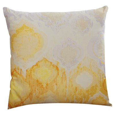 Roberson 100% Cotton Throw Pillow Size: 18 H x 18 W x 4 D