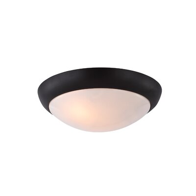 Ardsley 12 Glass Ceiling Fan Bowl Shade Finish: Roman Bronze