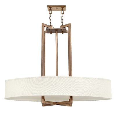 Allenhurst 4-Light Drum Chandelier