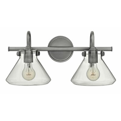 Brayden Studio Howells 2-Light Vanity Light