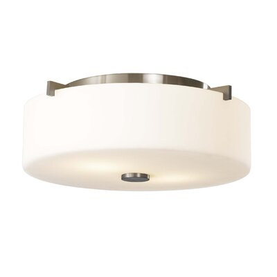 Brundage 2 Light Flush Mount