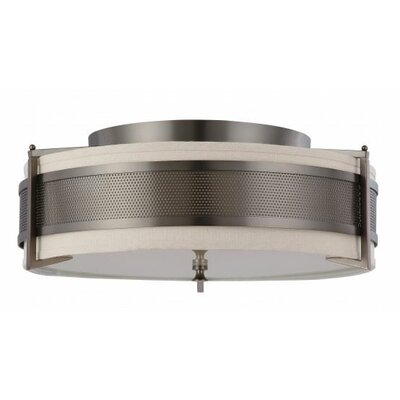 Ferriera Flush Mount