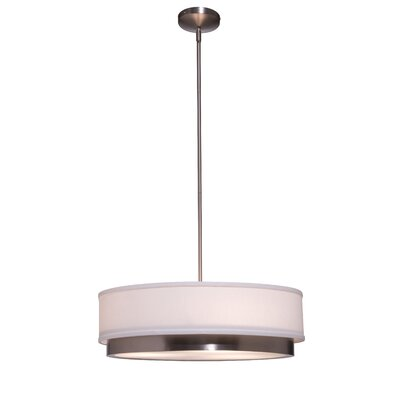 Norsworthy 1-Light Mini Pendant Size: Large
