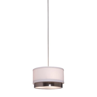 Norsworthy 1-Light Mini Pendant Size: Small