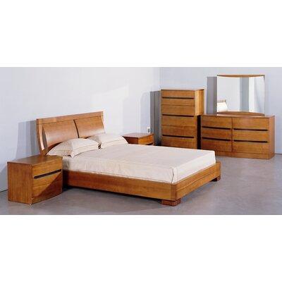 Carrabelle Platform Configurable Bedroom Set