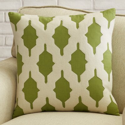 Metsahovi Cotton Throw Pillow Size: 22