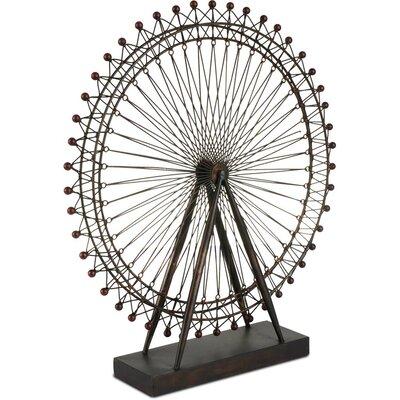 Brayden Studio London Eye Sculpture