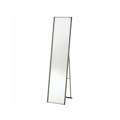 Rectangle Metal Floor Mirror