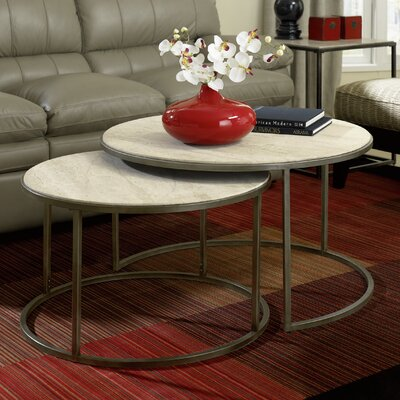 Masuda 2 Piece Coffee Table Set