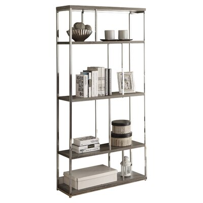 Meade 72 Etagere Bookcase