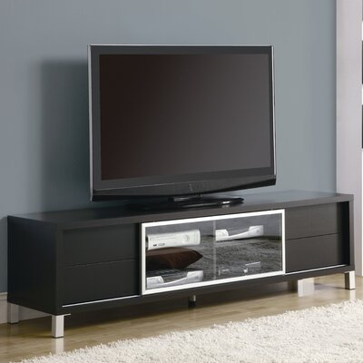 Encinas 71 TV Stand Color: Cappuccino