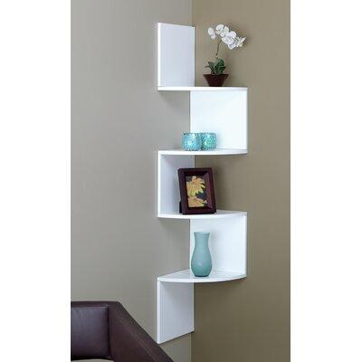 4 Tier Corner Shelf