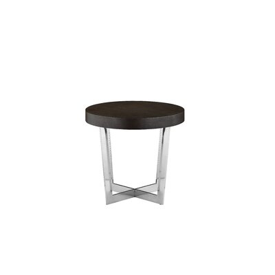 Coyer End Table Finish: Espresso
