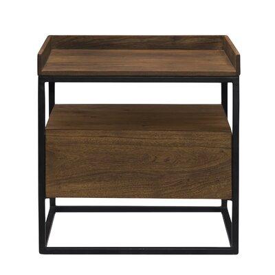 Hughey Chairside Table