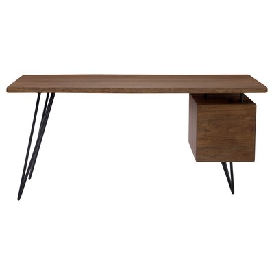 Exquisite Leaning Writing Desk Product Photo