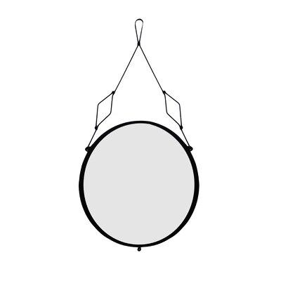 Brayden Studio Ares Round Mirror