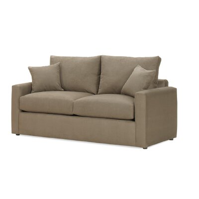 Ardencroft Sleeper Sofa Upholstery: Obsessions Herbal, Size: Twin, Mattress Type: Memory Foam