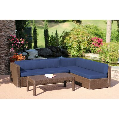 3-Piece Sarah Patio Seating Group